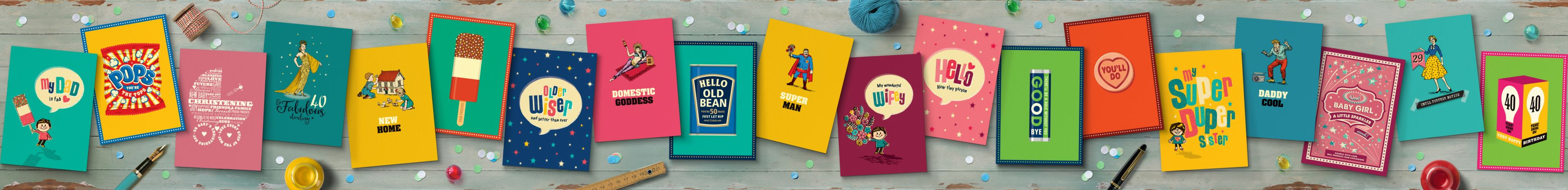 Our greeting card collections typographic art greeting card association category image m4hsunfo