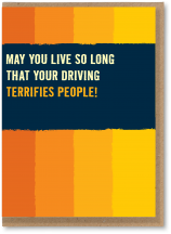Terrifies people