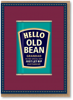 Grandad Old Bean