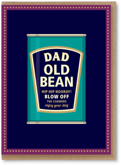 Dad Old Bean