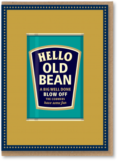 Well Done Old Bean