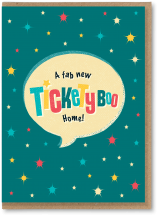 A fab new tickety-boo home