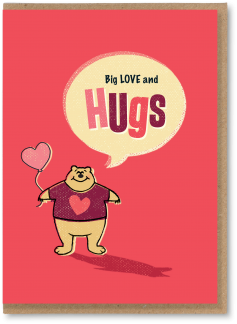 Big love and hugs